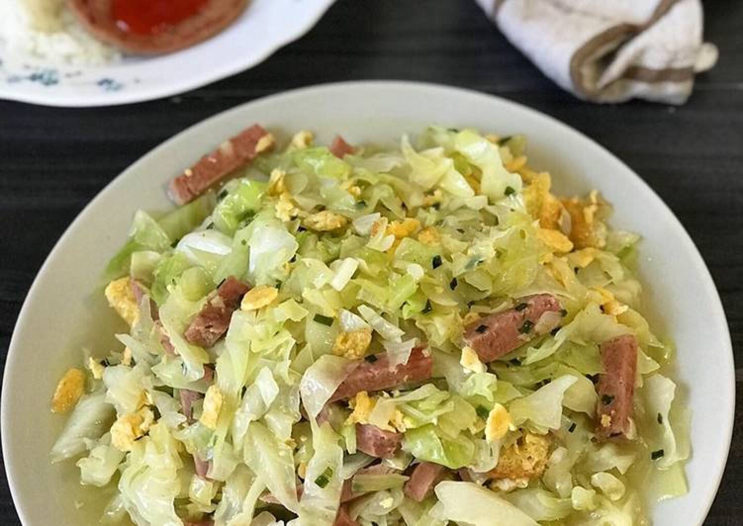 Cara Gampang Menyiapkan Tumis Sayur Kol Sempurna Best Recipes