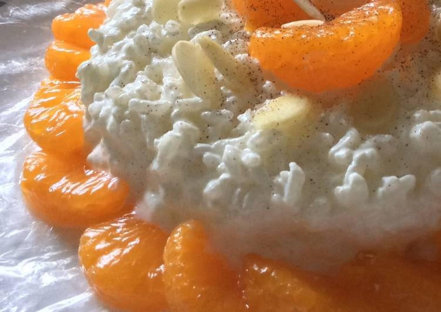 Mandarin Rice Cake