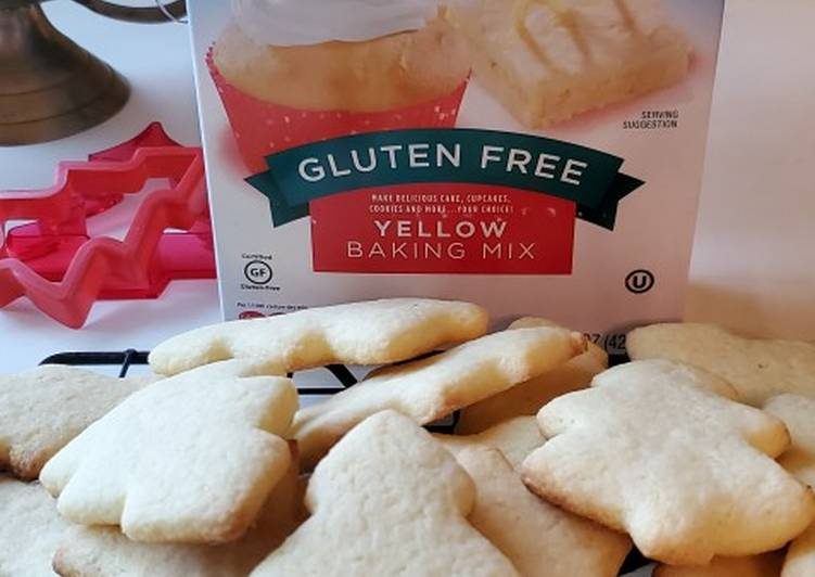 Aldi Yellow Baking mix cutout cookie recipe, Choosing Healthy and balanced Fast Food