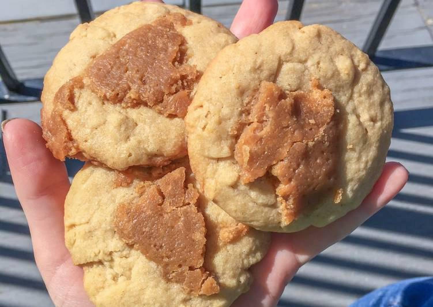 Praline Sugar Cookies