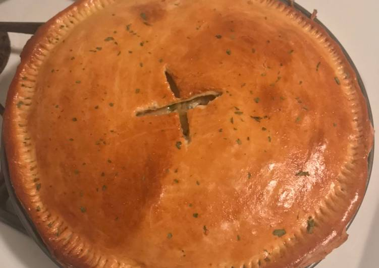 Sausage Pot Pie