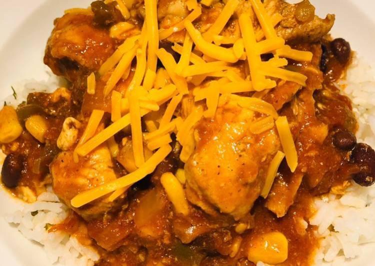 Spicy Southwest Style Chicken Strips