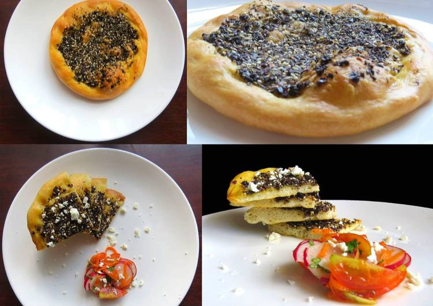 Step by Step Guide to Make Any night of the week Manakish   Tasty ...