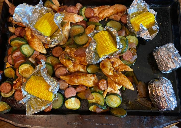 Sheet pan barbecue chicken and sausage, Are Superfoods In truth As High-quality As They are Made Out To Be?