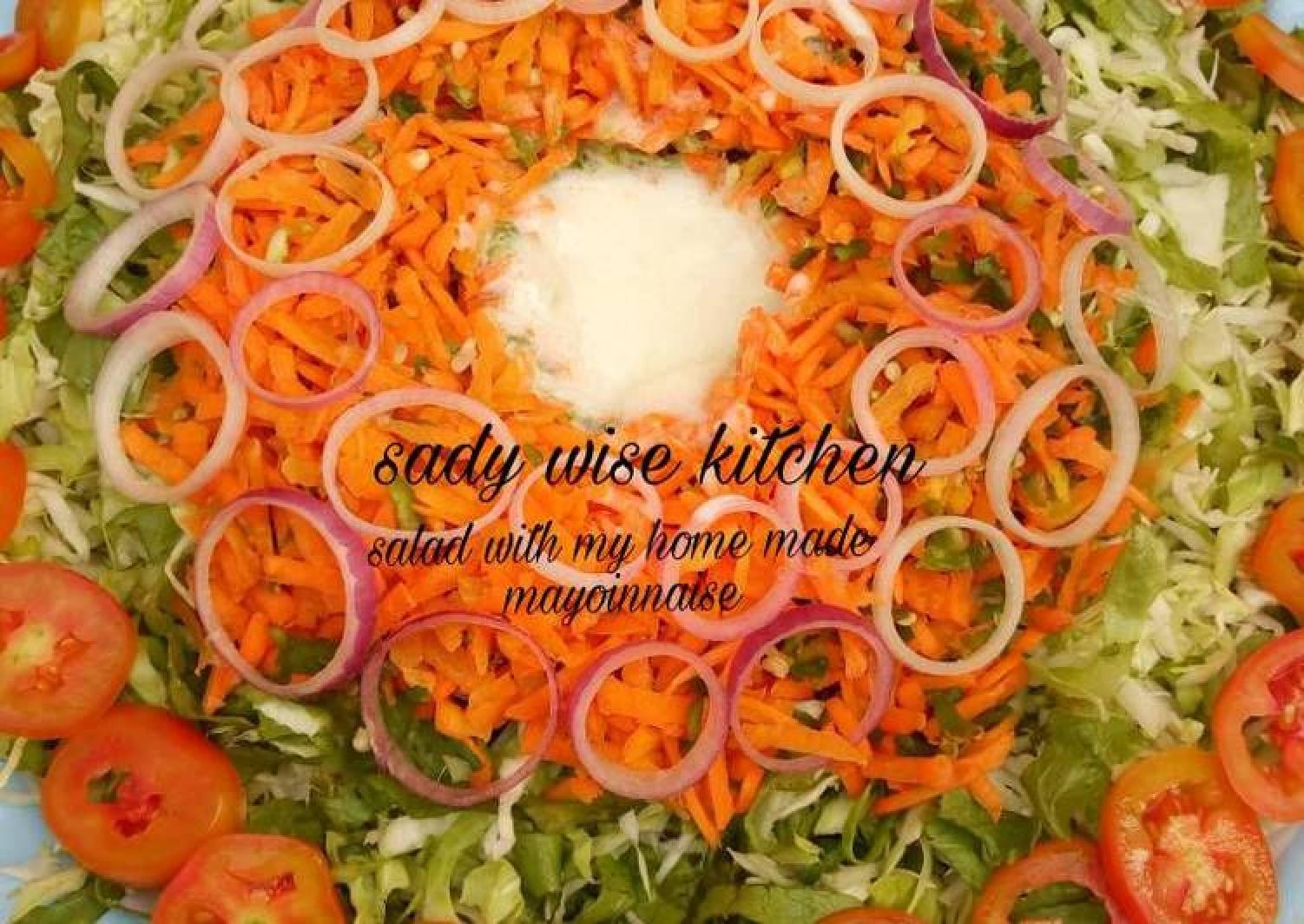 Lettuce & Cabbege