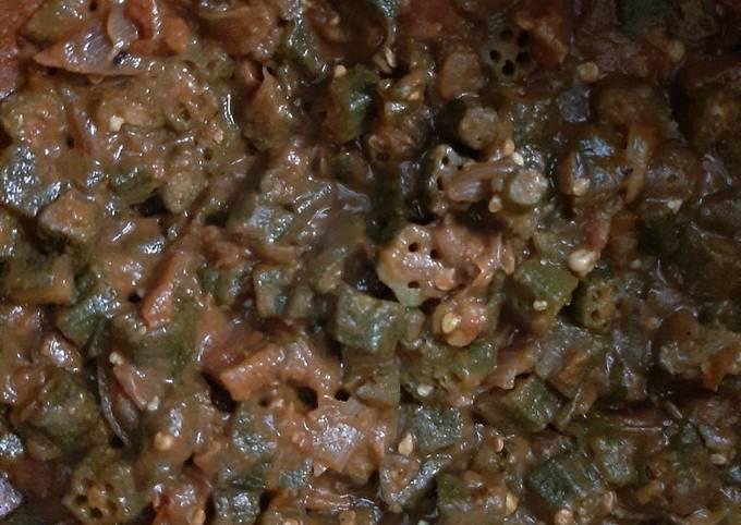 Simple Way to Prepare Gordon Ramsay Bhindi gravy