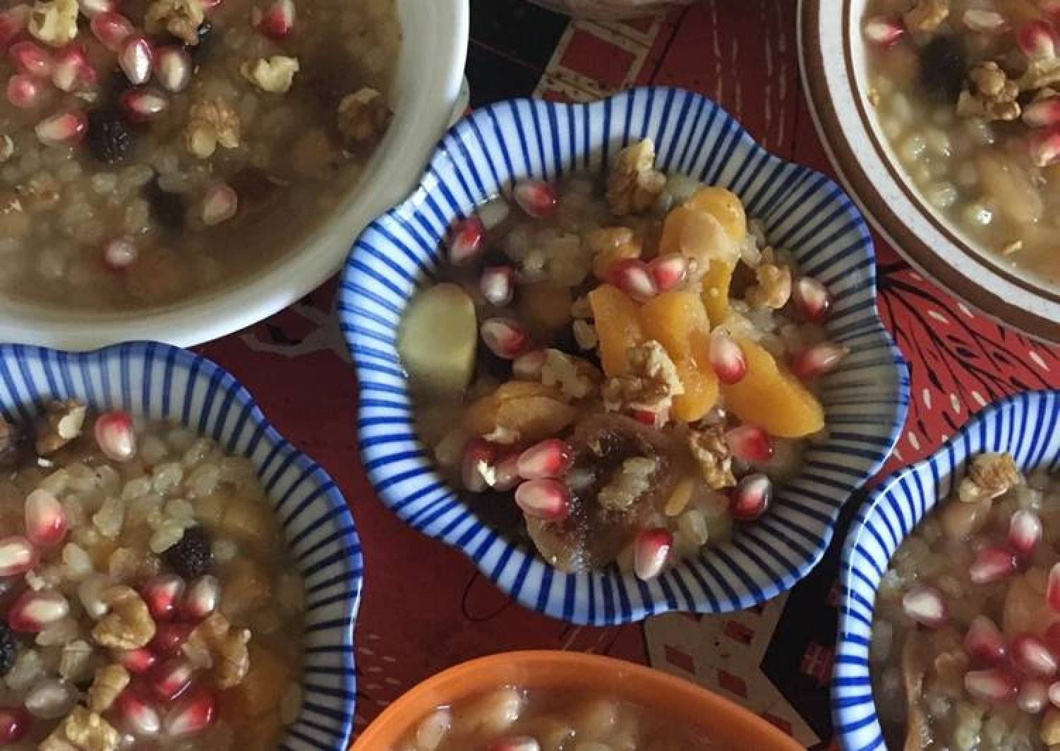 Noah's Pudding (Ashura)