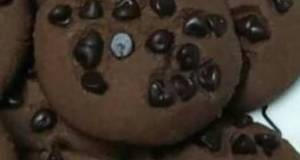 Overloaded Chocochip Chocolate Cookies