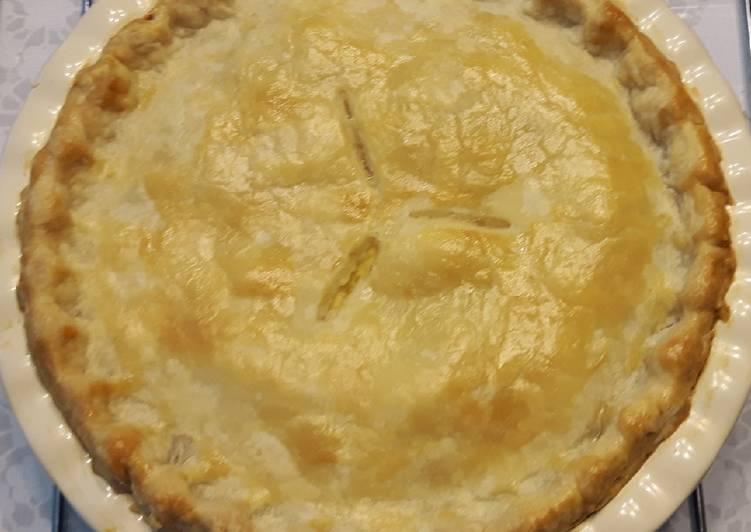 Yummy Peach Pie