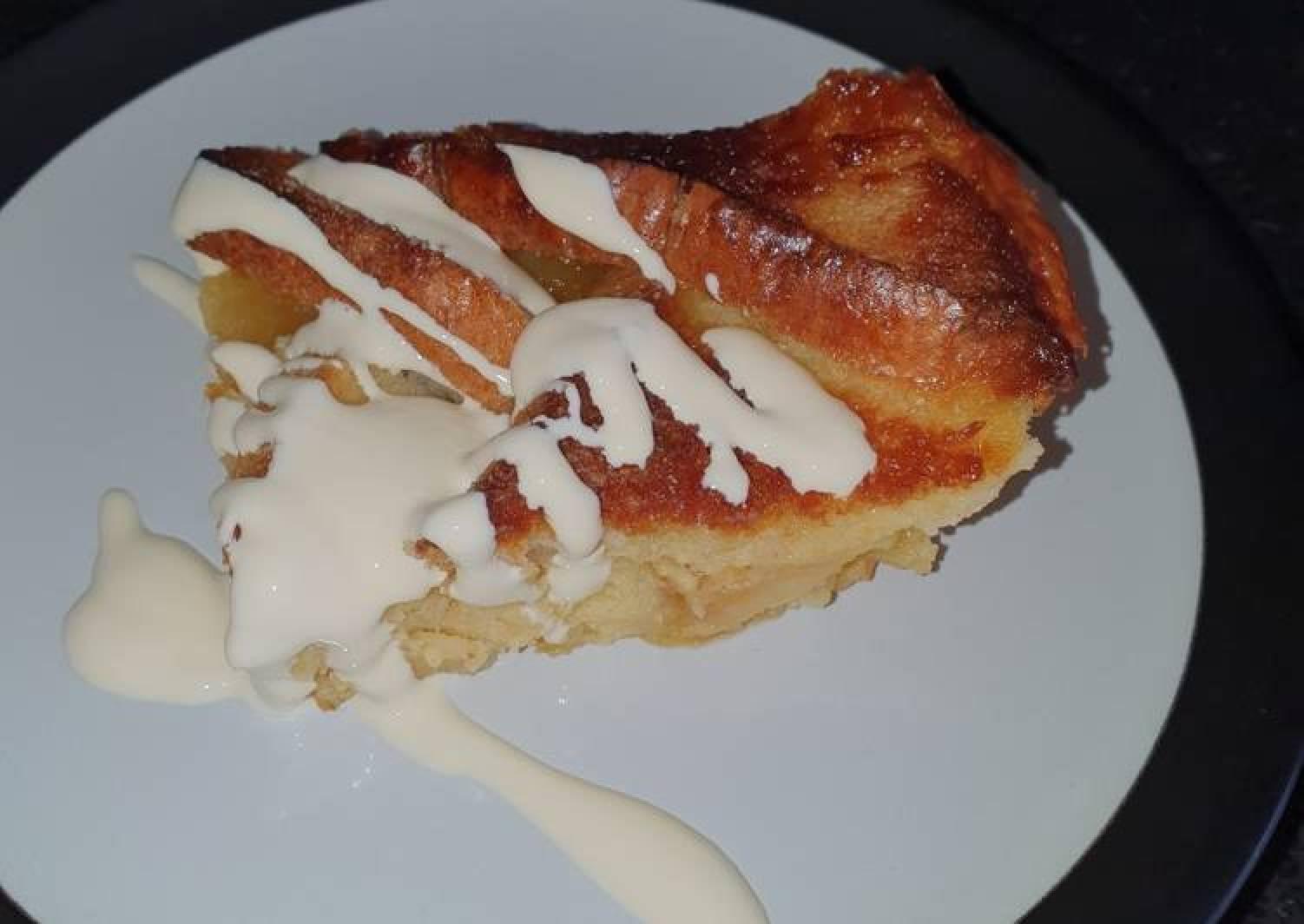 Orange Marmalade bread&butter pudding 👌