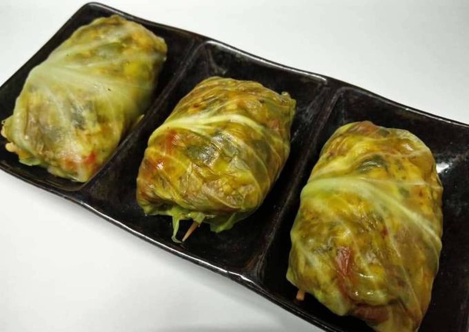 Spicy Cabbage Rolls