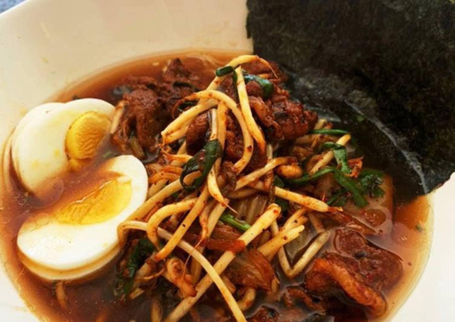Pork Kimchi Ramen