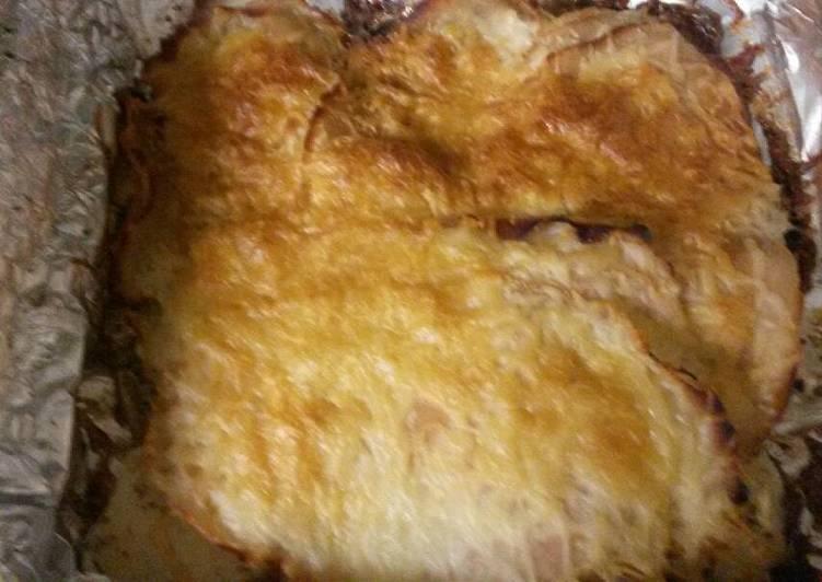 Turkey breast leftovers dinner