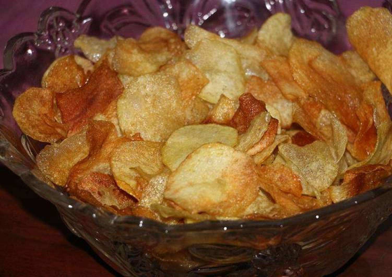 Salted lays at home