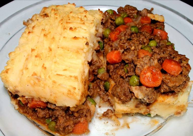 Cottage/Shepherd's Pie
