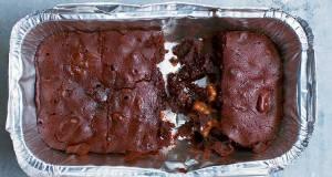 Vickys Just Serves Fudgy Brownies GF DF EF SF NF