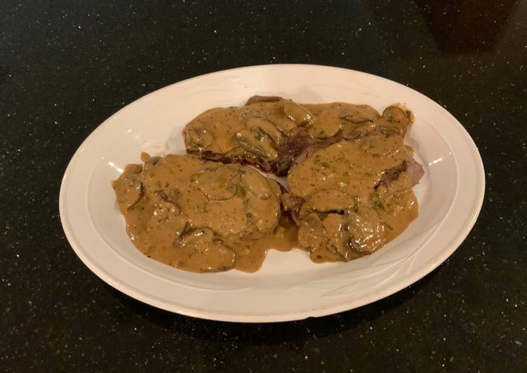 Steak Diane, Deciding on Wholesome Fast Food