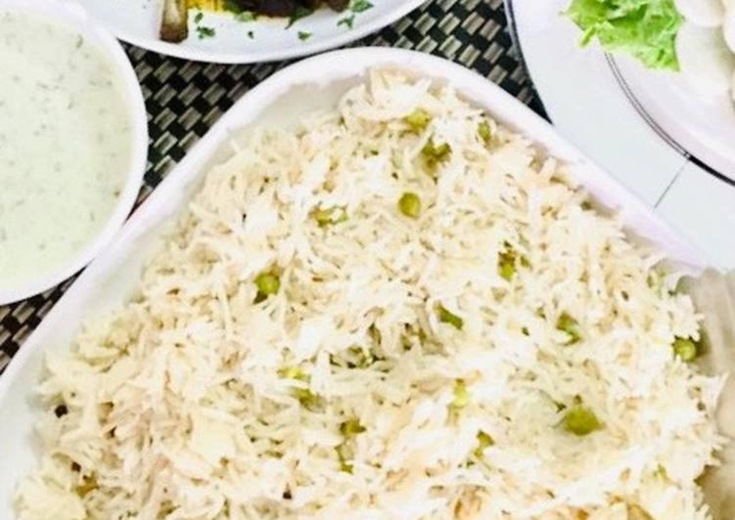 Peas Rice