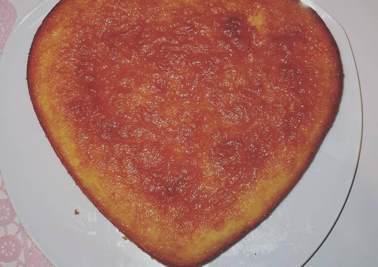 Gâteau yaourt poire