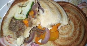 Sandwich a saukake