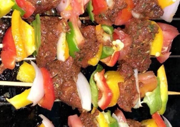 Beef Kebab