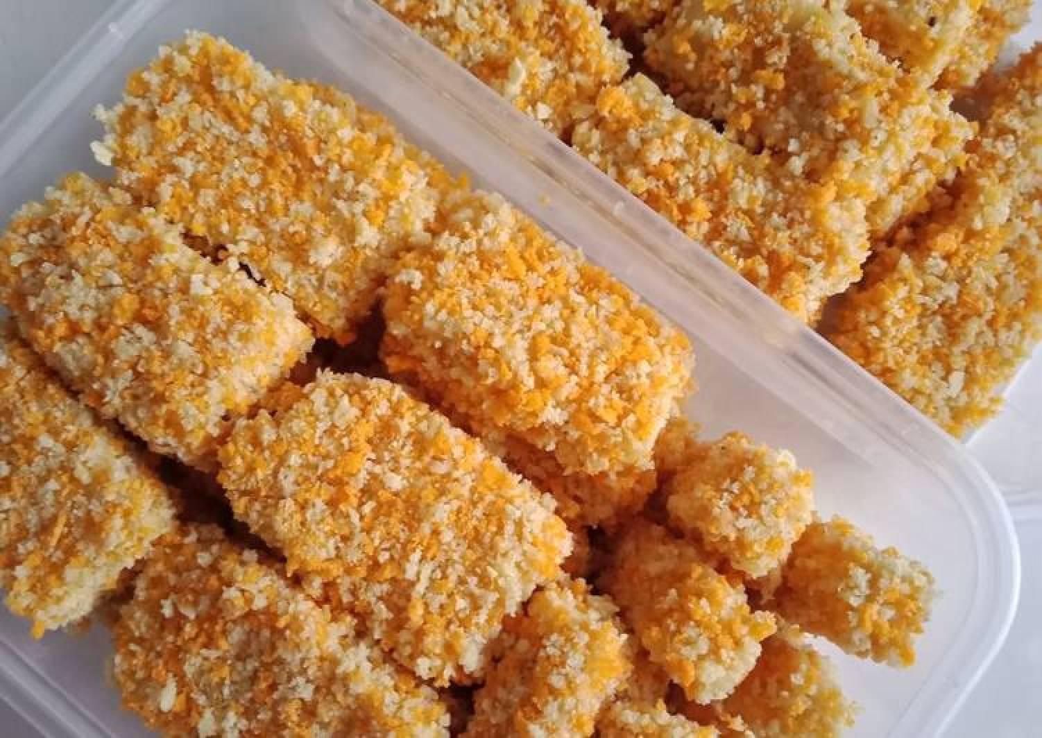 Bumbu Nugget Ayam Homemade Cara Pembuatan Nugget Ayam Homemade Yang Bisa Manjain Lidah Resepmasakan