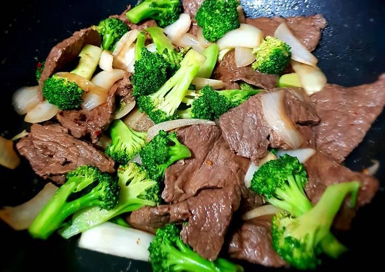 How to Make Speedy Beef Teriyaki & Broccoli Stir Fry