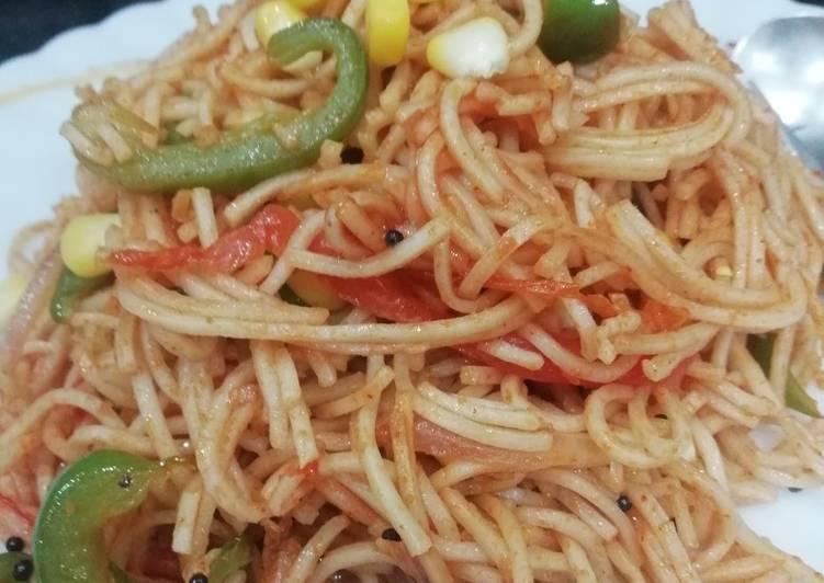 Mix Veg Noodles