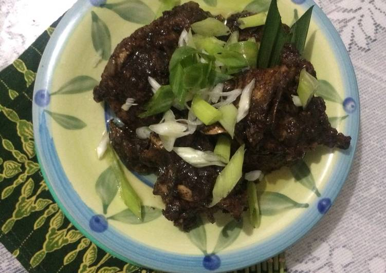 27.1. Ayam goreng ngohiang ala fe' #pekaninspirasi