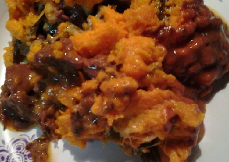 From both sides of the pond a Cottage Pie