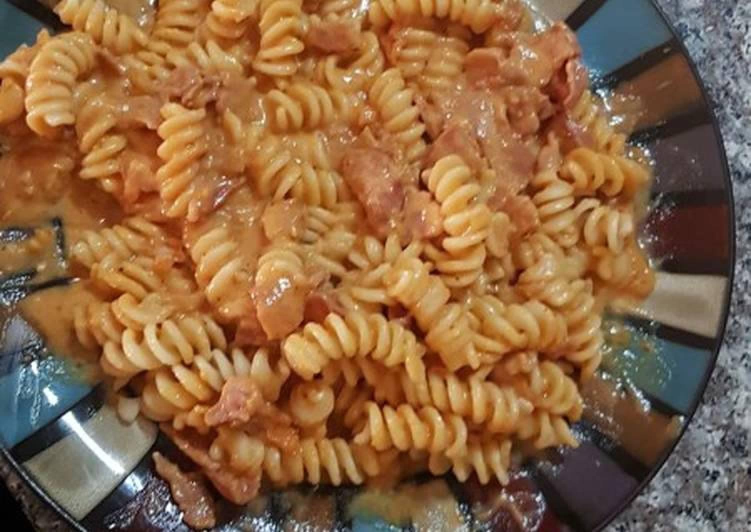 Bacon Pasta Magnifique