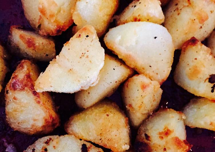 How to Prepare Favorite Roasted Potatoes