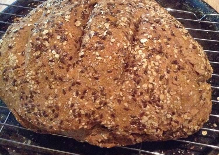 Recipe of Homemade Candy's beer bread