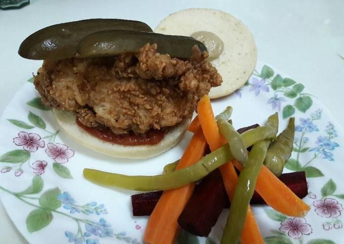 Simple Way to Make Heston Blumenthal Crispy Fried Chicken