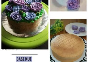 Resep Base Kue Tart Simpel Paling Joss