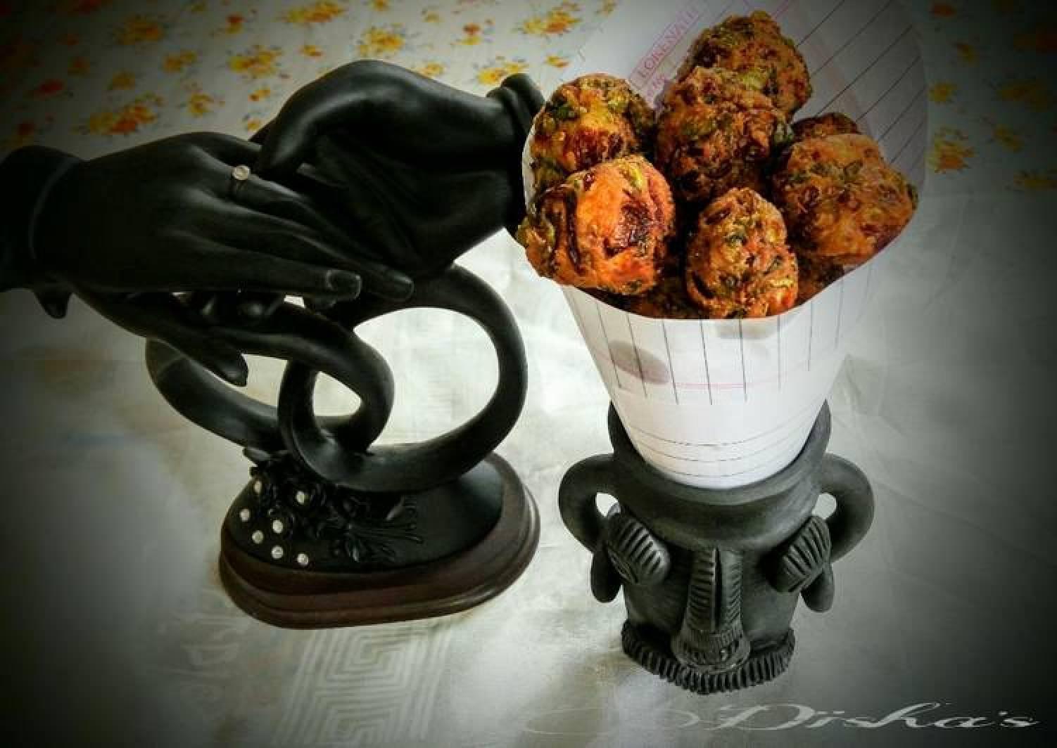 Lettuce Pakora