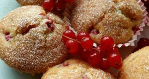 Vickys Redcurrant Cupcakes GF DF EF SF NF