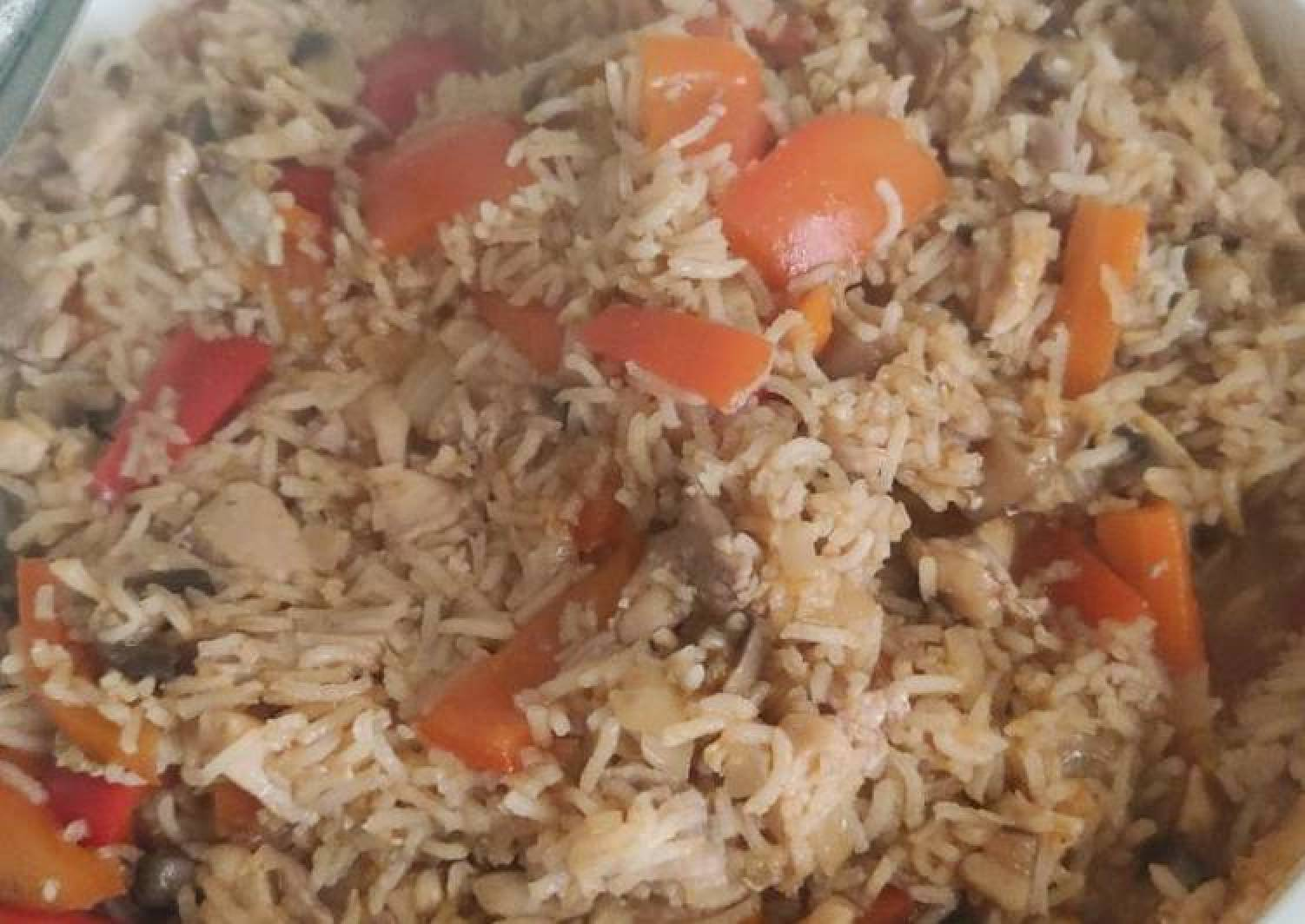 Rice from Eva Thermomix