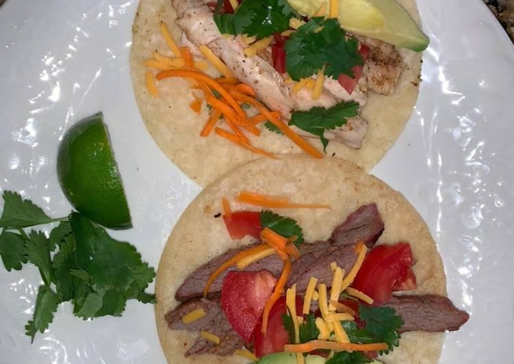 Street Fajita Tacos