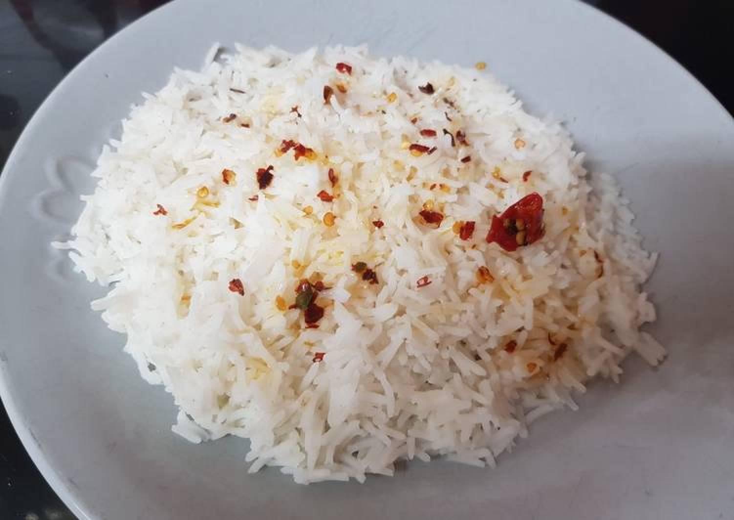 My Chilli Basmati Rice