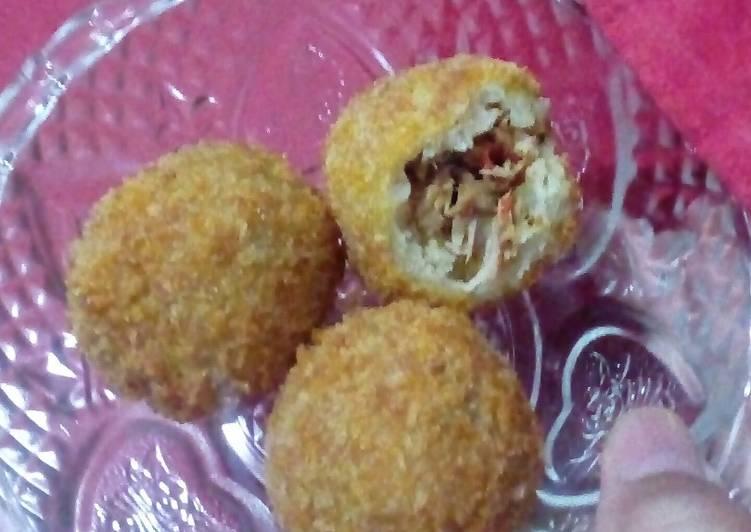 Tuna Fish Kroket/Croquette