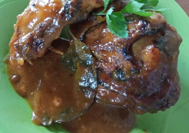 Ayam bakar special