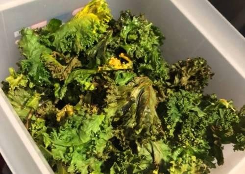 Foto principal de Chips de Kale