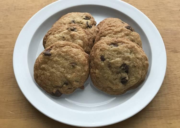 Gluten Free Chocolate Chip CookiesFUSF