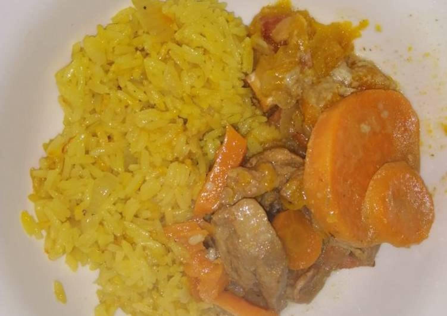 Caribbean Lamb Potjie