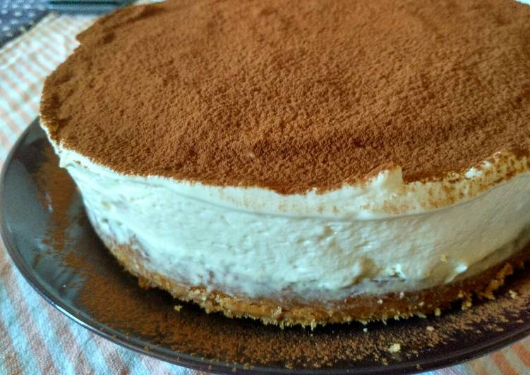 Recipe of Perfect Banana Bread Cheesecake