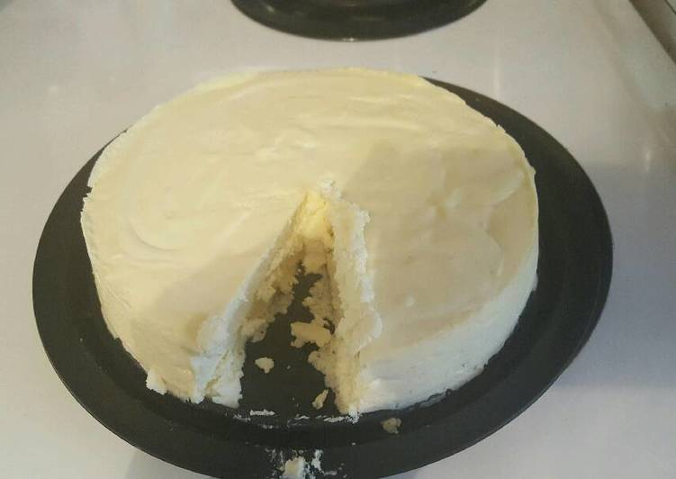 Instant Pot Low Carb Cheesecake