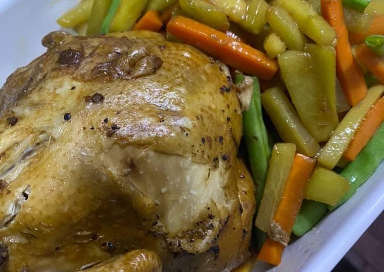 Recipe of Favorite Rice Cooker Chicken