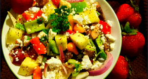 Mikes End Of Summer Salad