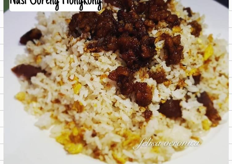 Nasi goreng hongkong ala mav kitchen